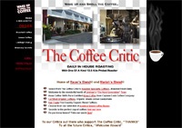 The Coffee Critic